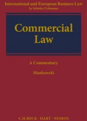 Commercial Law a Commentary