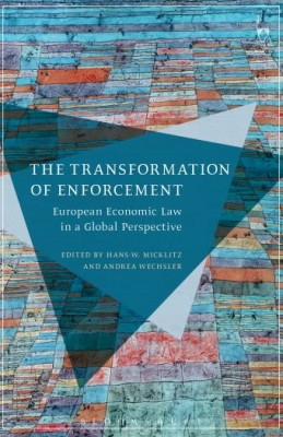 Transformation of Enforcement: European Economic Law in a Global Perspective
