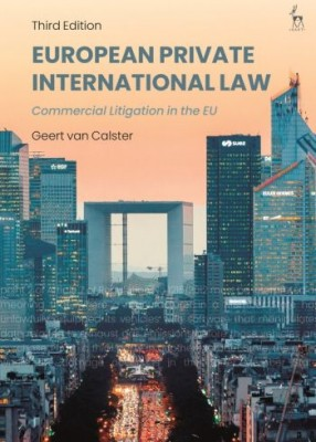 European Private International Law (3ed)