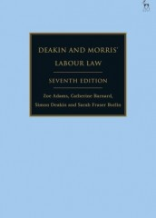 Deakin and Morris' Labour Law (7ed)