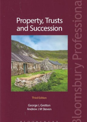Property Trusts & Succession (3ed)