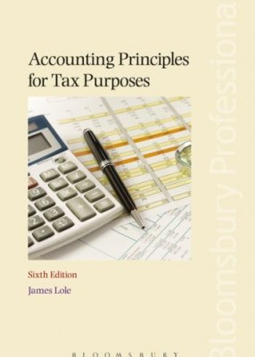 Accounting Principles for Tax Purposes (6ed)