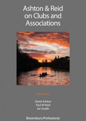 Ashton and Reid on Clubs and Associations (3ed)
