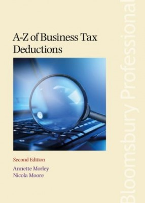A-Z of Business Tax Deductions (2ed)
