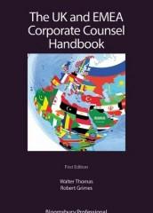 UK and EMEA Corporate Counsel Handbook