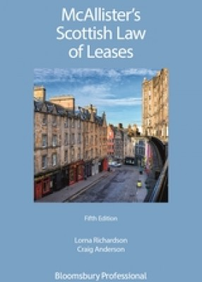 Scottish Law of Leases (5ed)