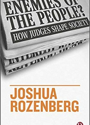 Enemies of the People?: How Judges Shape Society