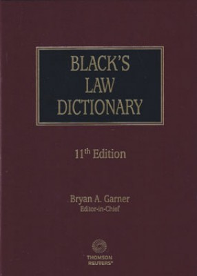 Black's Law Dictionary (11ed)