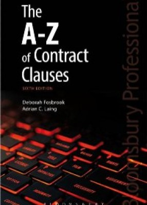 A-Z of Contract Clauses (6ed)