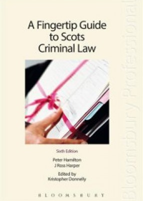 Fingertip Guide to Criminal Law (6ed)