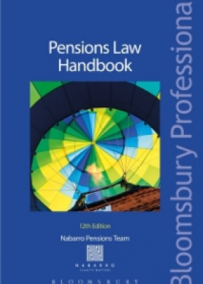 Pensions Law Handbook (12ed)