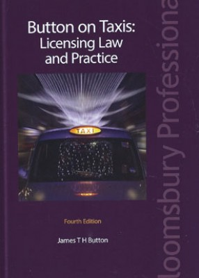 Button on Taxis: Licensing Law and Practice (4ed)