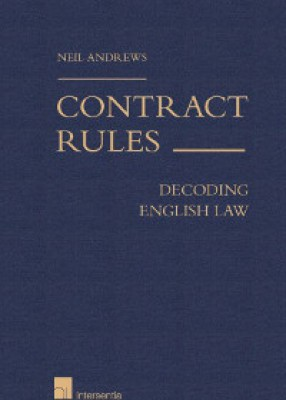 Contract Rules: Decoding English Law