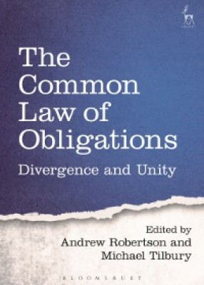 Common Law of Obligations: Divergence and Unity