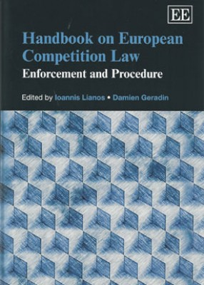 Handbook On European Competition Law (vols): Enforcement and Procedure