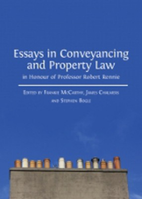 Essays in Conveyancing and Property Law in Honour of Professor Robert Rennie