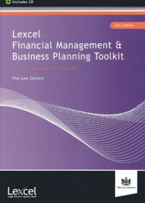 Lexcel Financial Management Toolkit (3ed)