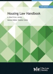 Housing Law Handbook: A Practical Guide (2ed)