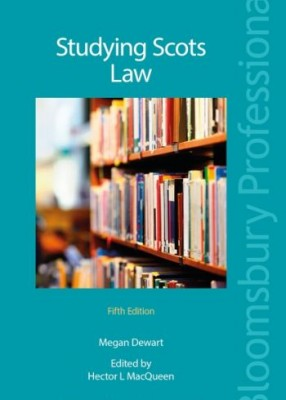 Studying Scots Law (5ed)