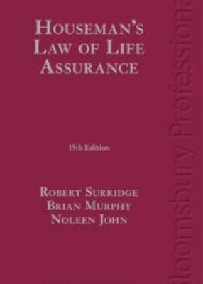 Houseman's Law of Life Assurance (15ed)