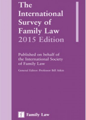 International Survey of Family Law 2015