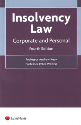 Insolvency Law: Corporate & Personal (4ed)