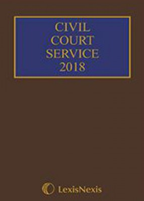 Civil Court Service 2018 (The Brown Book)