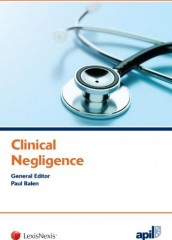 APIL Clinical Negligence (3ed)
