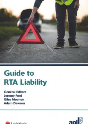 APIL Guide to RTA Liability (3ed)