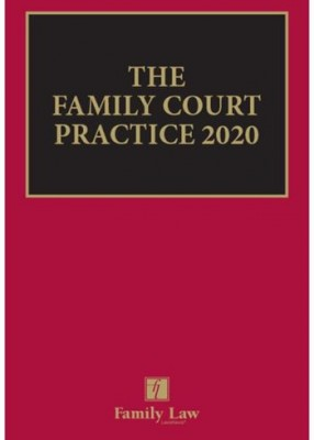 Family Court Practice 2020 (Red Book)
