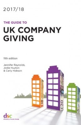 Guide To UK Company Giving 2017/18