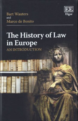 History of Law in Europe: An Introduction