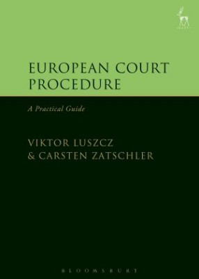European Court Procedure: A Practical Guide