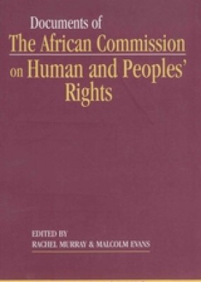 Documents of African Commission on Human & Peoples Rights Vol 1 1987-1998