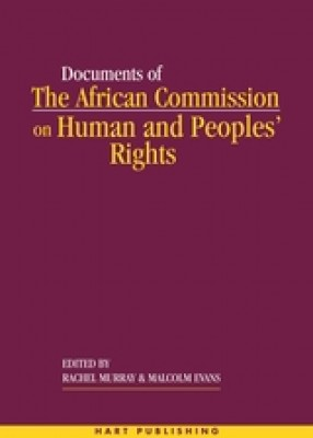 African Commission on Human and People's Rights and International Law