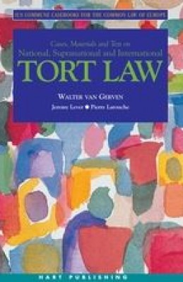 Tort Law: Ius Commune Casebooks for the Common Law of Europe