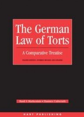 German Law of Torts: Comparative Treatise (4ed)