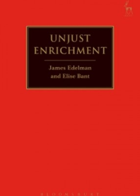 Edelman and Bant's Unjust Enrichment