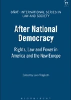 After National Democracy: Rights, Law and Power in America and the New Europe (Pb)