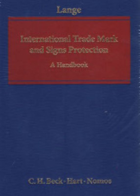 International Trademark and Signs Protection: A Handbook