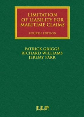 Limitation of Liability for Maritime Claims (4ed)