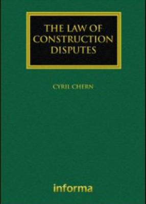 Law of Construction Disputes