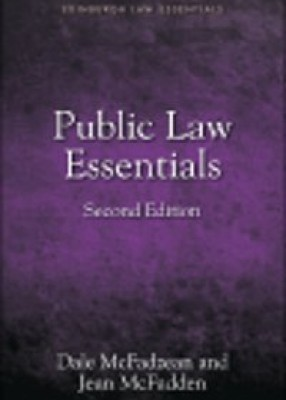 Public Law Essentials (2ed)