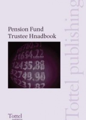 Pension Fund Trustee Handbook (9ed)