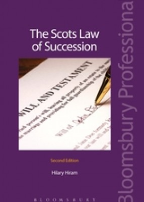 Scots Law of Succession (2ed)