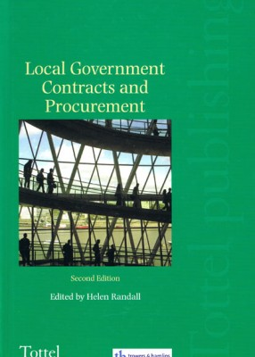 Local Government Contracts & Procurement (2ed)