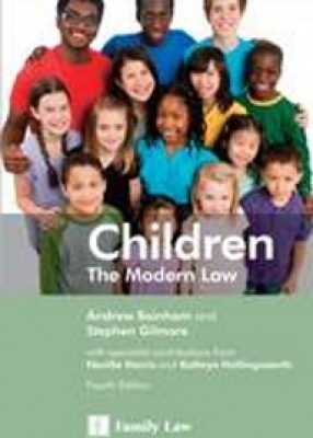Children: The Modern Law (4ed)