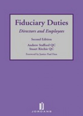 Fiduciary Duties: Directors and Employees (2ed)