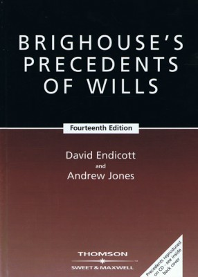 Brighouse's Precedents of Wills (14ed)