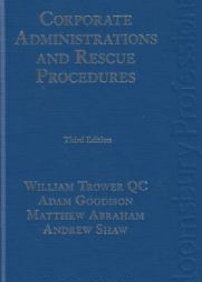 Corporate Administrations and Rescue Procedures (3ed)
